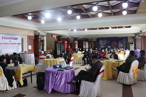AF held a Consultation on Transitional Justice and Existing Impunity in Kathmandu