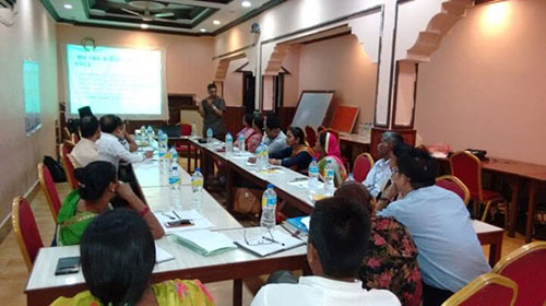 AF organized Workshops on Juvenile Justice