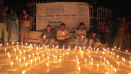 Candle lightening program