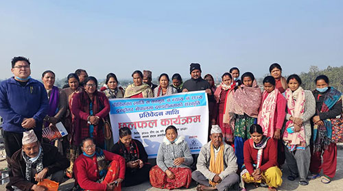 AF organized a Discussion Meeting on Transitional Justice with Conflict Victims in Kailali