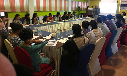 AF Organized Medico-Legal Documentation Training