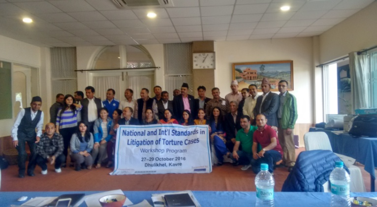 AF Organized National Training for Lawyers