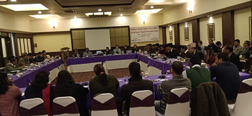 Workshop on Strategic Litigation Conducted and A3T Launched in Kathmandu